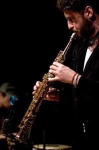 Krzysztof Urbanski Sax