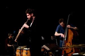Samadhi Quintet Live